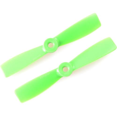 Gemfan Glass Fiber Nylon Bullnose Propellers (2-Pack, Green)