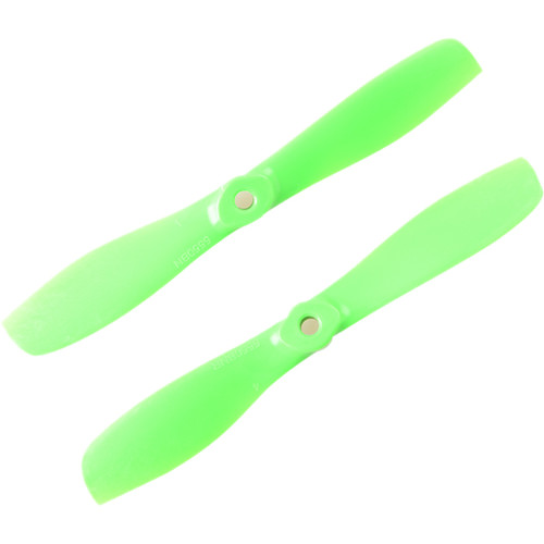 Gemfan Glass Fiber Nylon Bullnose Propellers (2-Pack, Green)