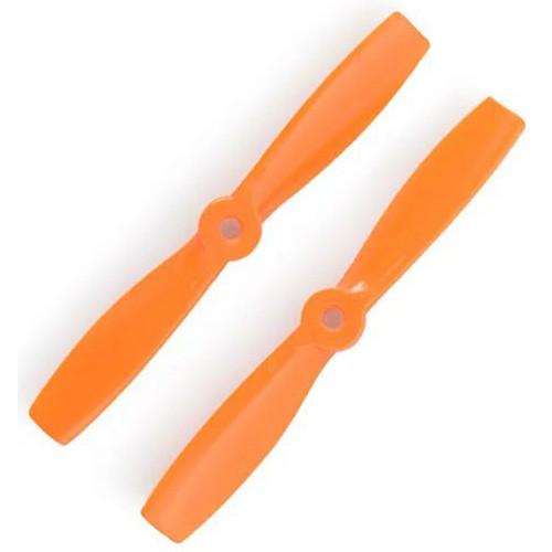 Gemfan Polycarbonate Bullnose Propeller (2-Pack, Orange)