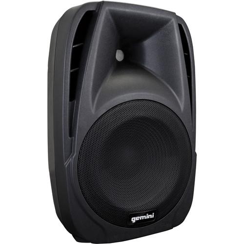 """Gemini ES-08 8"""" 2-Way Passive Loudspeaker"""