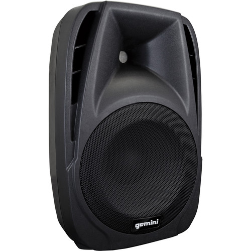 "Gemini ES-08BLU 8"" Active Loudspeaker with USB/SD/Bluetooth and MP3 Player"