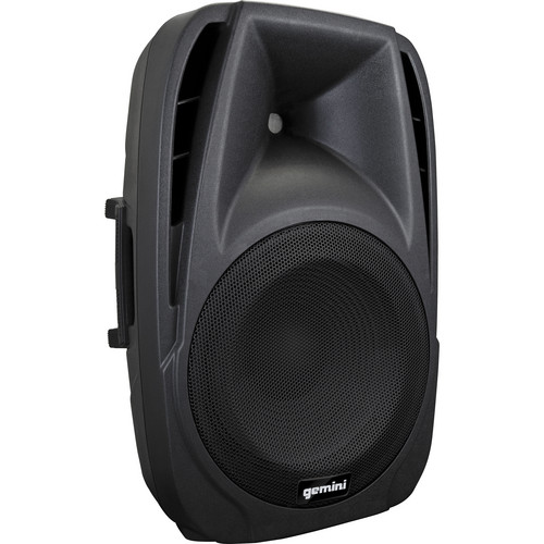 "Gemini ES-12BLU 12"" Active Loudspeaker with USB/SD/Bluetooth MP3 Player"