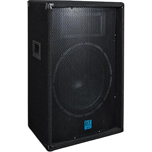 "Gemini GT-1504 - 300W 15"" Trapezoid Passive Loudspeaker"