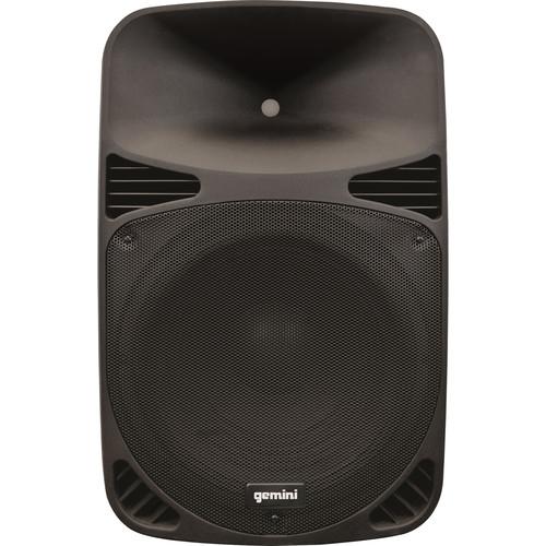Gemini HPS Series HPS-15P Professional Loudspeaker