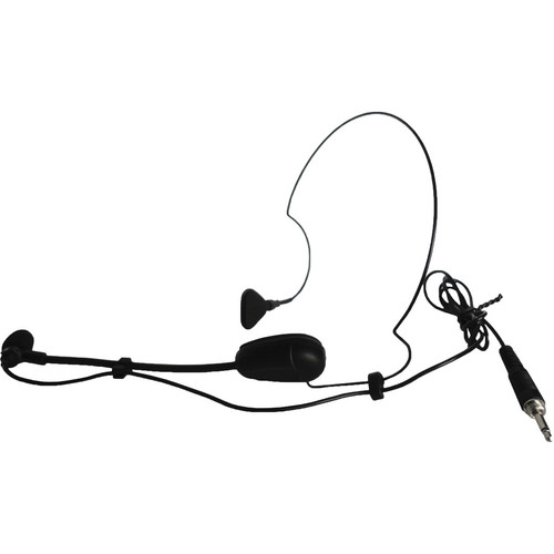 Gemini HSL-09 Combo Headset & Lavalier Microphone with 3.5mm Screw Plug