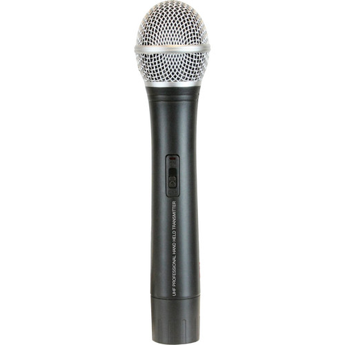 Gemini UHF-16HHM - Handheld Microphone Transmitter for UHF-116 and UHF-216 Systems