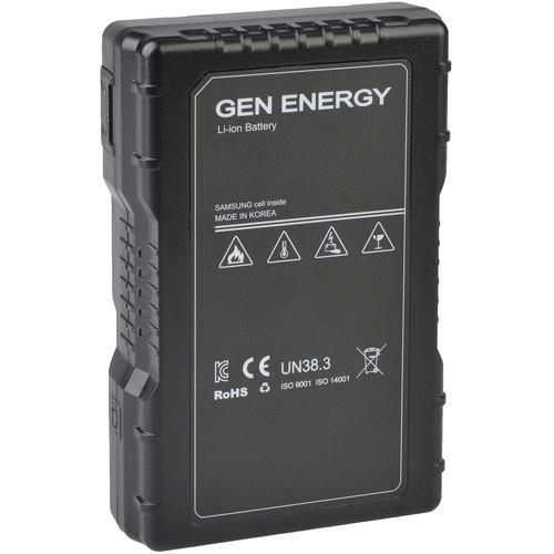 GEN ENERGY 98Wh V-Mount Li-ion Battery