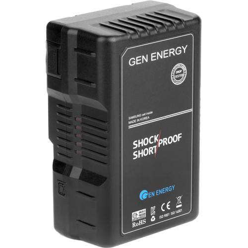 GEN ENERGY G-B200 14.4V, 195Wh Li-Ion Battery (V-Mount)