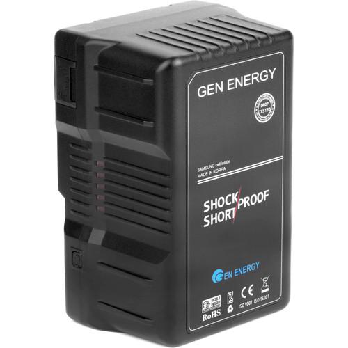 GEN ENERGY G-B200 290Wh V-Mount Li-ion Battery