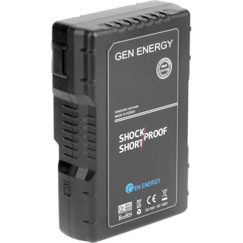 GEN ENERGY G-B200 14.4V, 98Wh Li-Ion Battery (V-Mount)