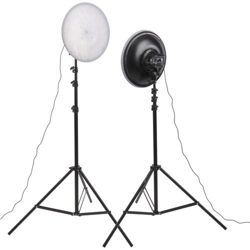 Genaray SpectroLED-14 Two-Light Kit (100-240 VAC/12 VDC)