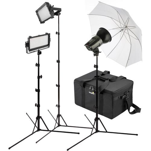 Genaray 3-Light ENG Kit
