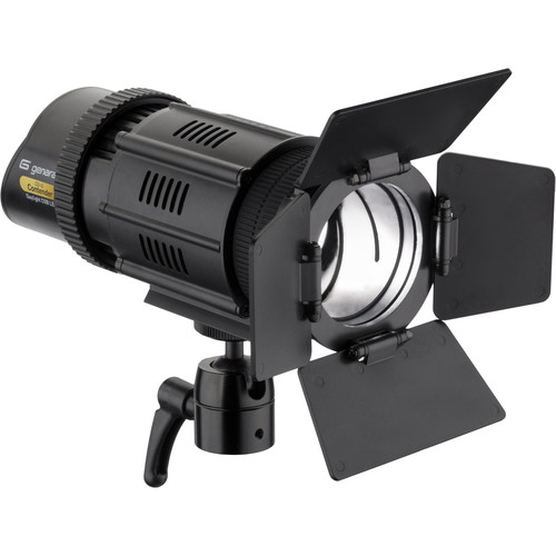 Genaray Contender CD-U LED Focusing Spot Light with Battery Module Kit (Daylight)