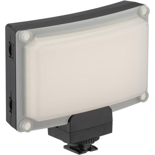 "Genaray 5"" Curved Bi-Color SMD LED On-Camera Light"