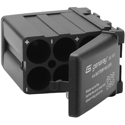 Genaray NP-F AA Battery Adapter