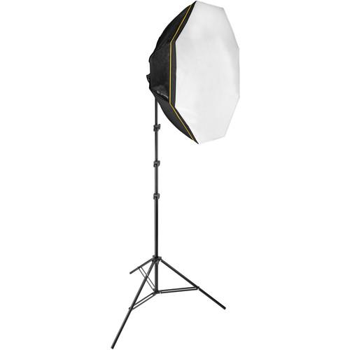 Genaray Genaray LED OctaLux 2-Light Kit