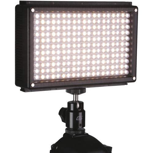 Genaray LED-6500T 209 LED Variable-Color On-Camera Light
