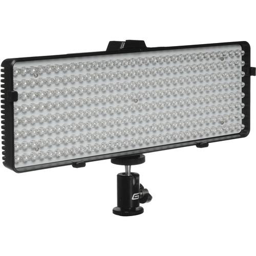Genaray LED-6800 256 LED Daylight-Balanced On Camera Light