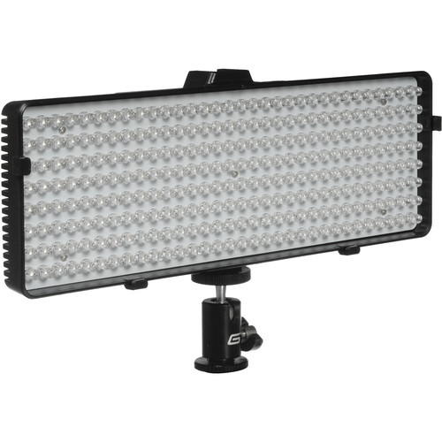 Genaray LED-6800 256 LED Daylight-Balanced On-Camera Light
