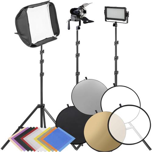 Genaray LED Studio Kit