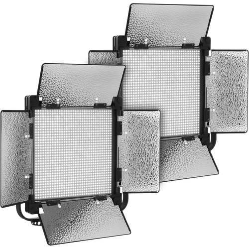 Genaray SpectroLED 1200 Daylight Studio LED 2-Light Kit