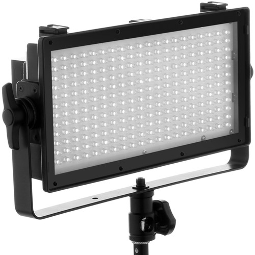 Genaray SpectroLED 240 Daylight LED Light Kit with Stand and Accessories