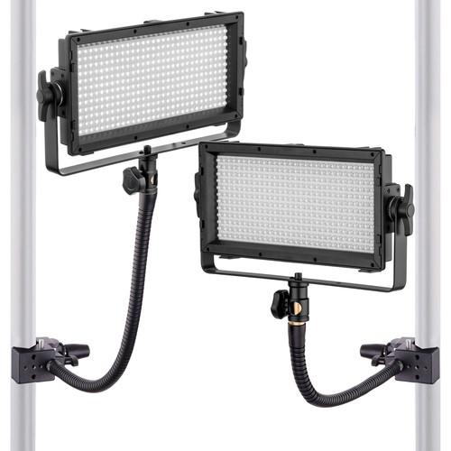 Genaray 2-Light SpectroLED 365 Go Kit