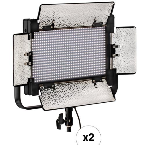Genaray SpectroLED 800 Daylight Studio LED 2-Light Kit