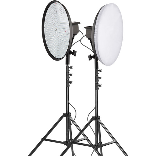Genaray Spectro LED Daylight 2-Light Interview Kit