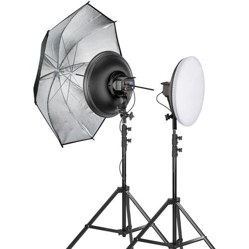 Genaray SpectroLED Daylight 2-Point Lighting Kit