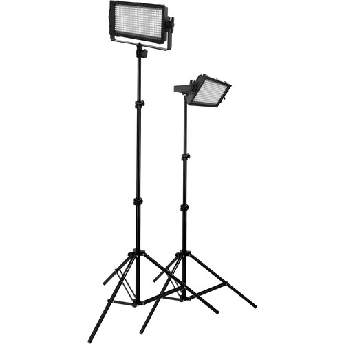 Genaray SpectroLED Essential 365 Daylight Kit with Stands