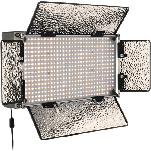Genaray SpectroLED Studio 500 Bi-Color LED Three Light Kit
