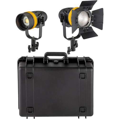Genaray Torpedo Bi-Color LED 2-Light Kit with Case