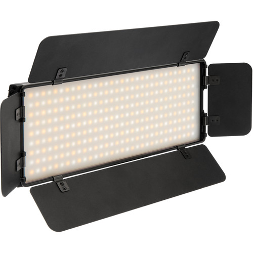 Genaray Ultra-Thin Bicolor 288 SMD LED On-Camera Light Deluxe Kit