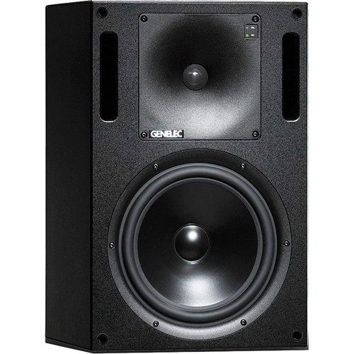 "Genelec 1032B 10"" 2-Way Bi-Amplified Active Monitor (Single) Black Veneer"