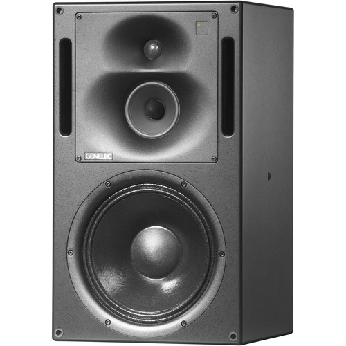 "Genelec 1237A Tri-Amplified SAM Monitor System (12"" LF Woofer)"