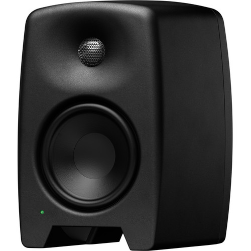 "Genelec Pair of M040 Active Two-Way 6.5"" Studio Monitors (Black)"