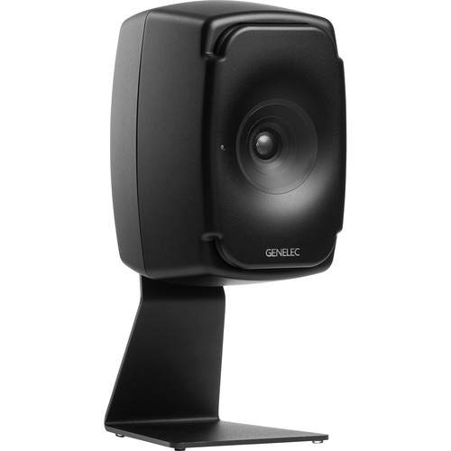 Genelec Table Stand L-Shape. For 8X3X. Black Finish.