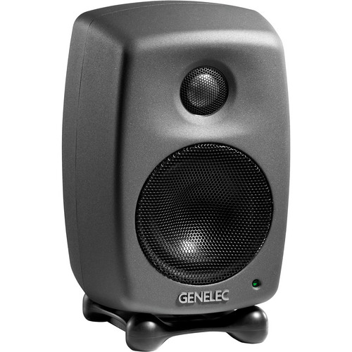 Genelec 8010 Bi-Amplified Active Monitor (Single, Producer Finish)