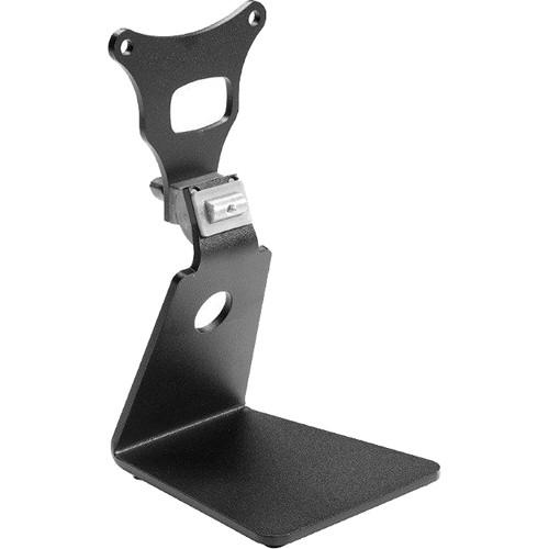 Genelec L-Shape Table Stand for 8020 Bi-Amplified Loudspeakers (Black)