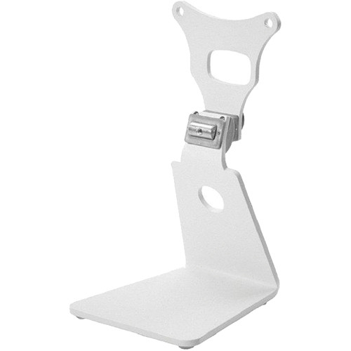 Genelec L-Shape Table Stand for 8020 Bi-Amplified Loudspeakers (White)