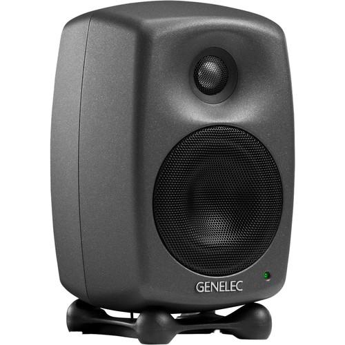 genelec 8020d studio monitor producer finish 8020dpm b h photo