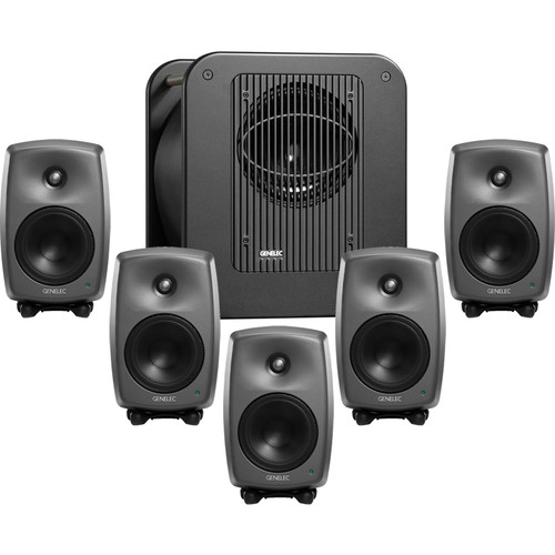 Genelec 8330 5.1 Surround Sound System with 7360APM Subwoofer