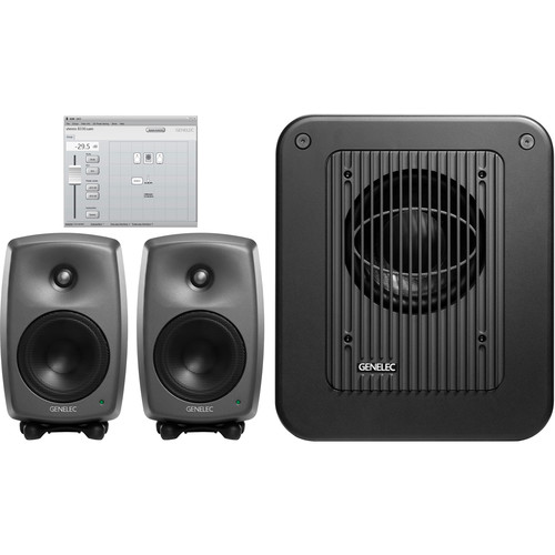 Genelec 8330 2.1 Surround Sound System with 7350A Subwoofer