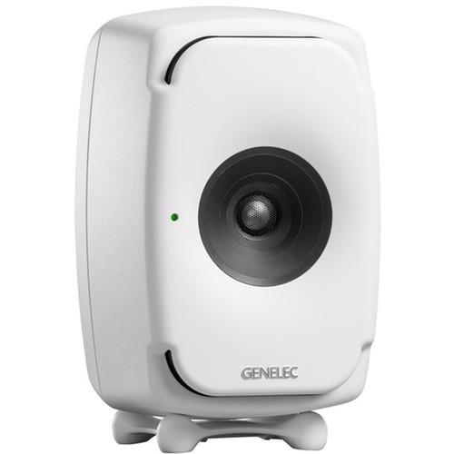 Genelec 8331 SAM Studio Monitor (White Finish)