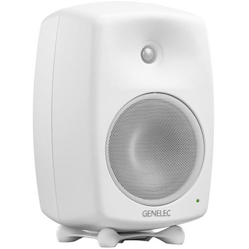 "Genelec 8340A SAM Series 6.5"" 2-Way 300W Active Studio Monitor (Single, White)"