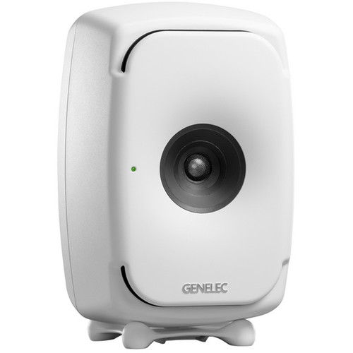 Genelec 8341A SAM Studio Monitor (White Finish)