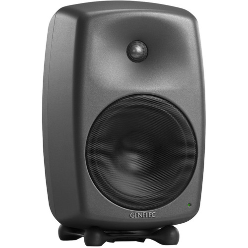 "Genelec 8350A SAM Series 8"" 2-Way 350W Active Studio Monitor (Single, Producer Finish)"