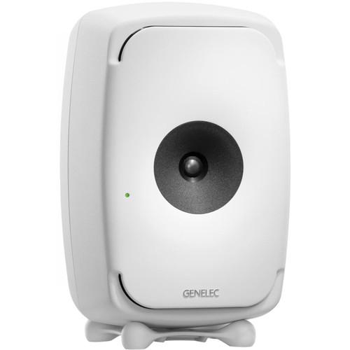 Genelec 8351A 3-Way 360W Active Studio Monitor (White)