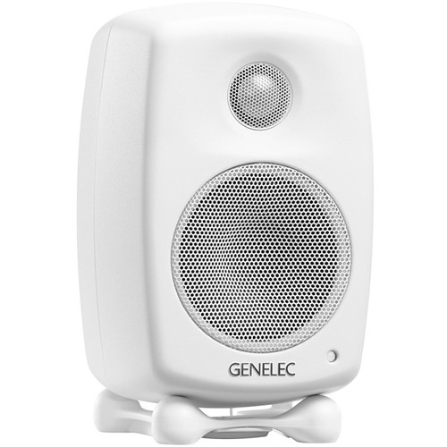 Genelec G One 2-Way Active Speaker (White)